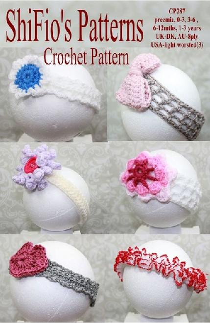 Crochet Pattern #287
