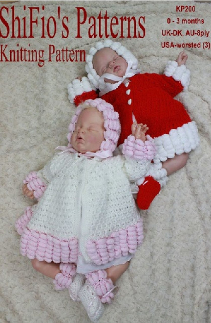 Knitting Pattern #200