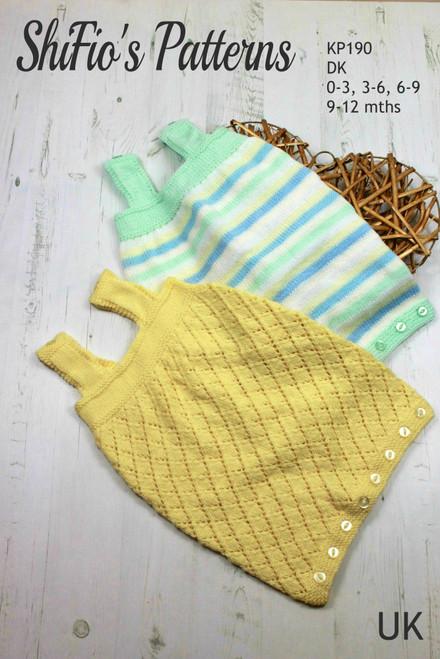 Knitting Pattern #190