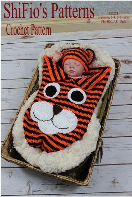 Crochet Pattern #271
