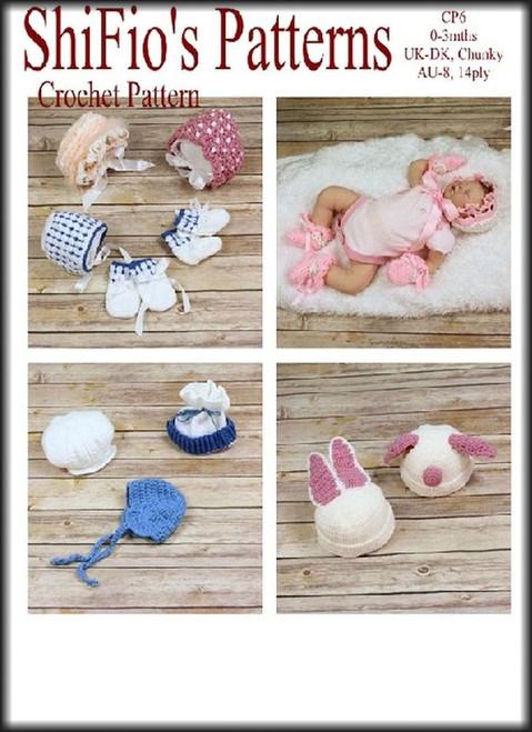 Crochet Pattern #6