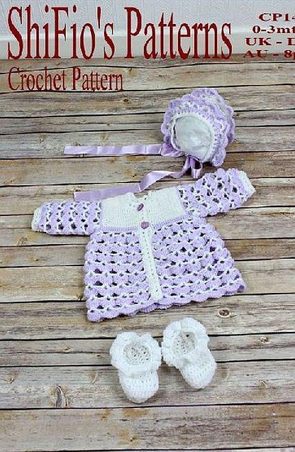 Crochet Pattern #14