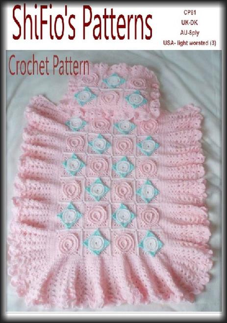 Crochet Pattern #81