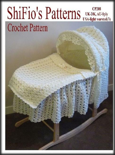 Crochet Pattern #208