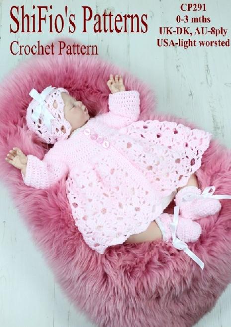 Crochet Pattern #291