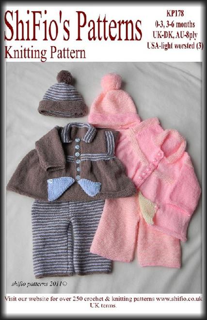 Knitting Pattern #178