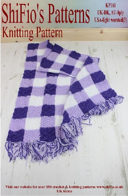 Knitting Pattern #161