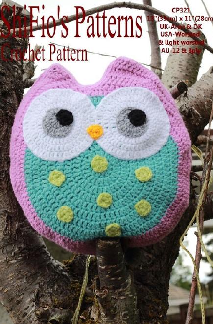 Crochet Pattern #321