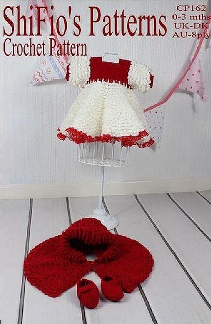Crochet Pattern #162