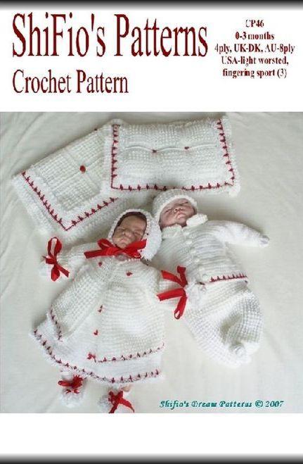 Crochet Pattern #46