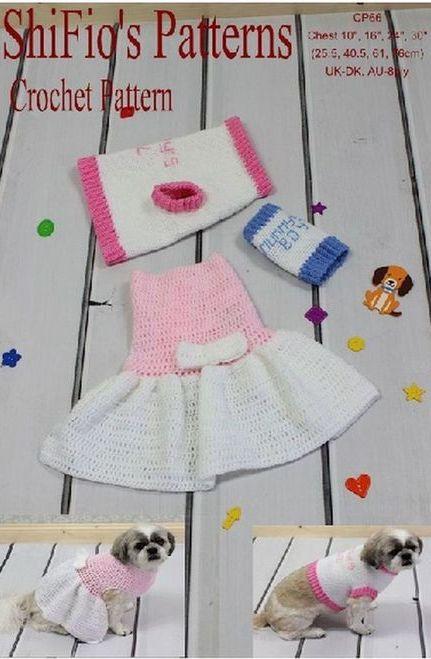 Crochet Pattern #66