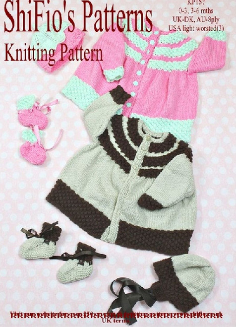 Knitting Pattern #157