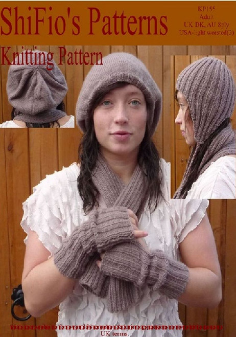 Knitting Pattern #155