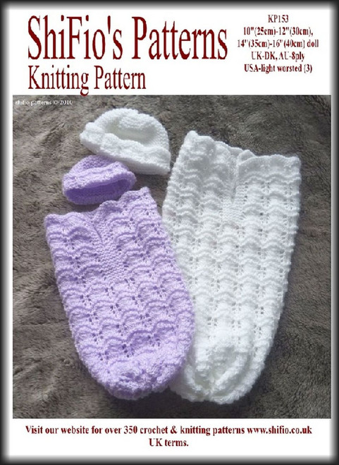 Knitting Pattern #153