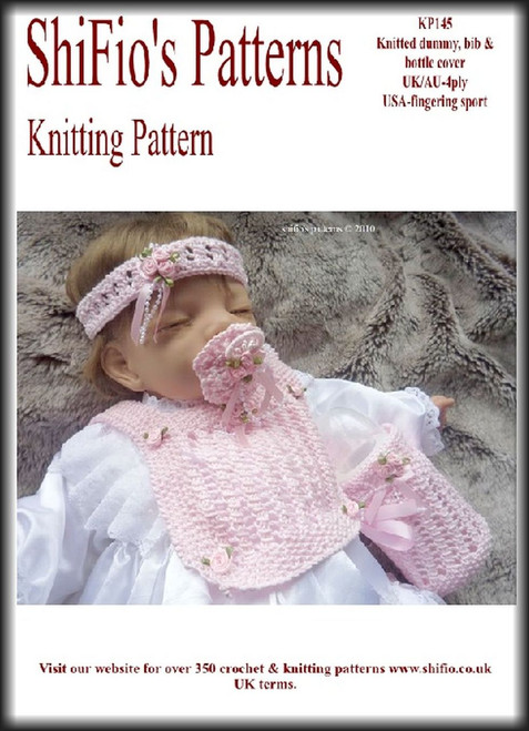 Knitting Pattern #145