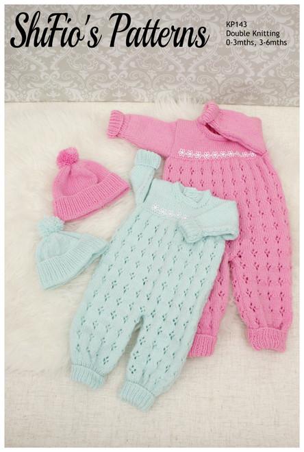 Knitting Pattern #143