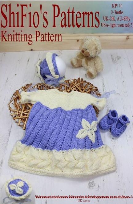 Knitting Pattern #140