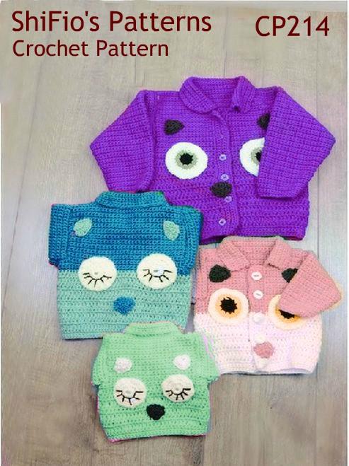 Crochet Pattern #214