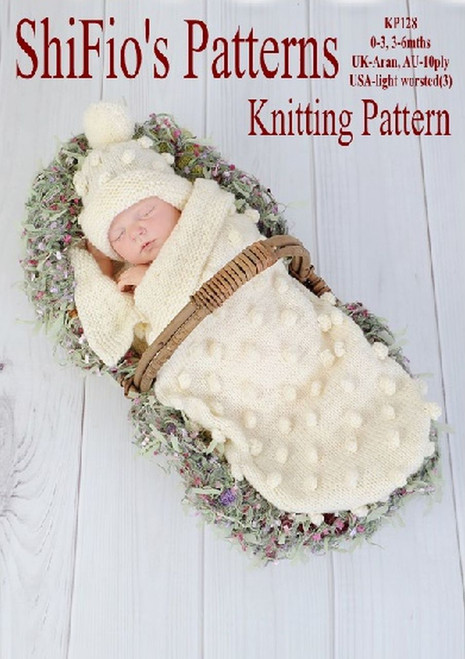 Knitting Pattern #128