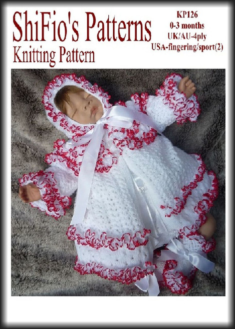 Knitting Pattern #126