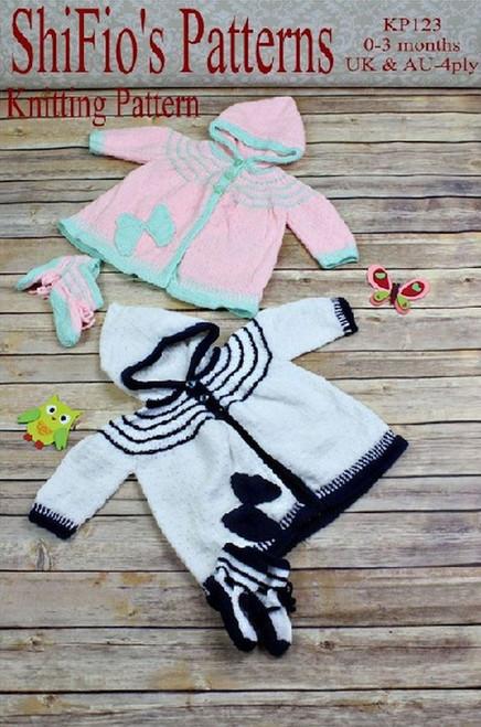 Knitting Pattern #123
