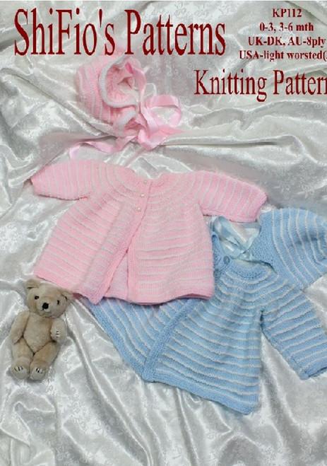 Knitting Pattern #112