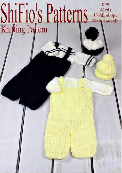 Knitting Pattern #91