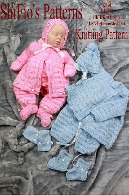 Knitting Pattern #90