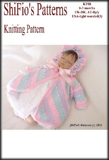 Knitting Pattern #88