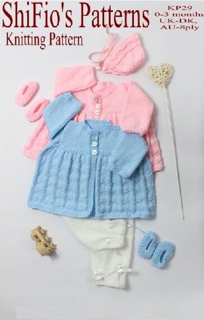 Knitting Pattern #29
