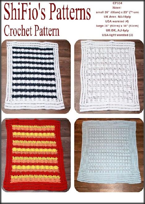 Crochet Pattern #334