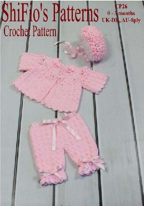Crochet Pattern #26
