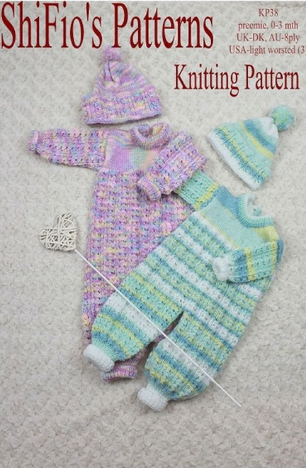 Knitting Pattern #38