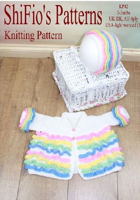Knitting Pattern #42
