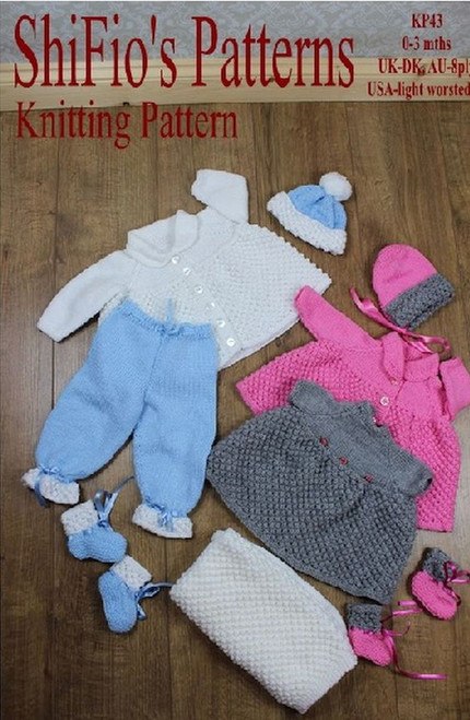 Knitting Pattern #43