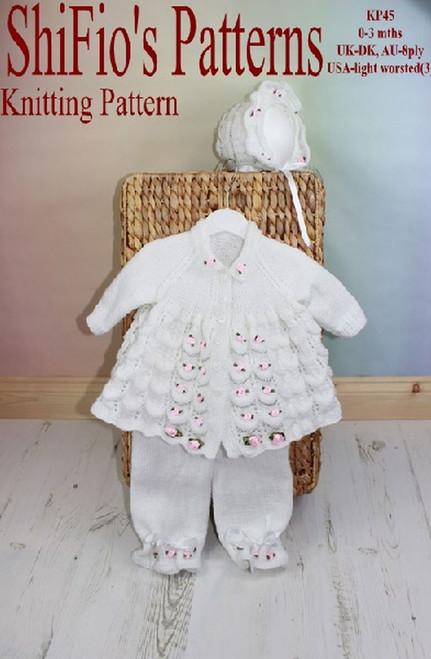 Knitting Pattern #45
