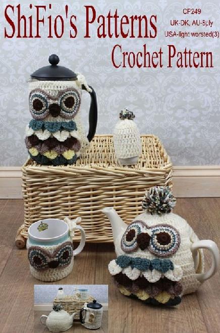 Crochet Pattern #249