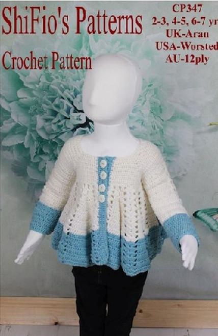 Crochet Pattern #347