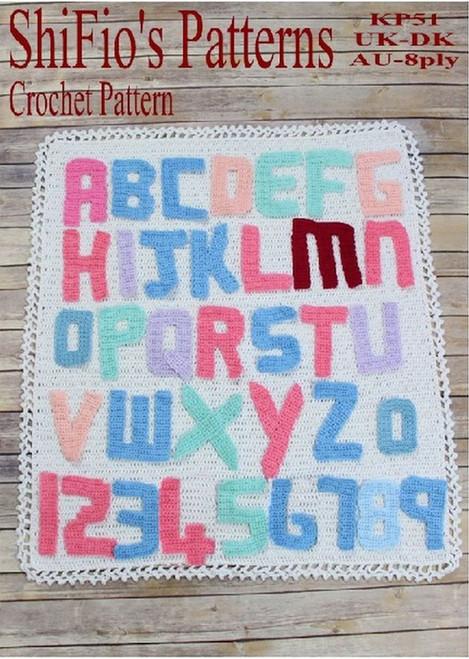 Crochet Pattern #51