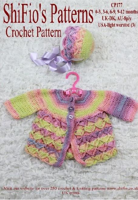 Crochet Pattern #177