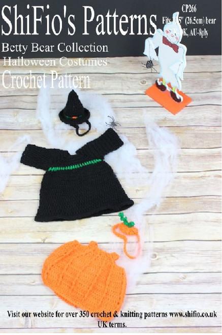 Crochet Pattern #266