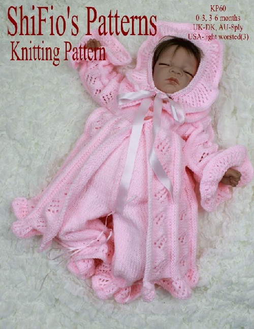 Knitting Pattern #60