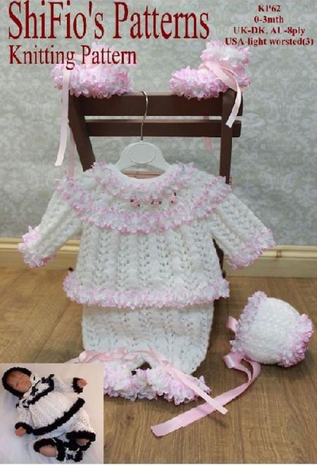 Knitting Pattern #62