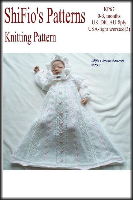 Knitting Pattern #67