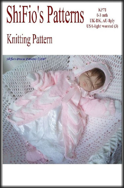 Knitting Pattern #71