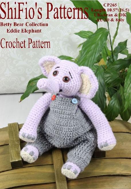 Crochet Pattern #265