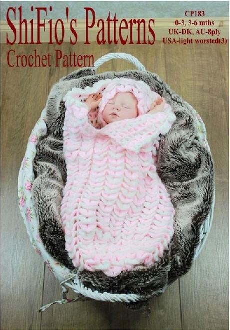 Crochet Pattern #183