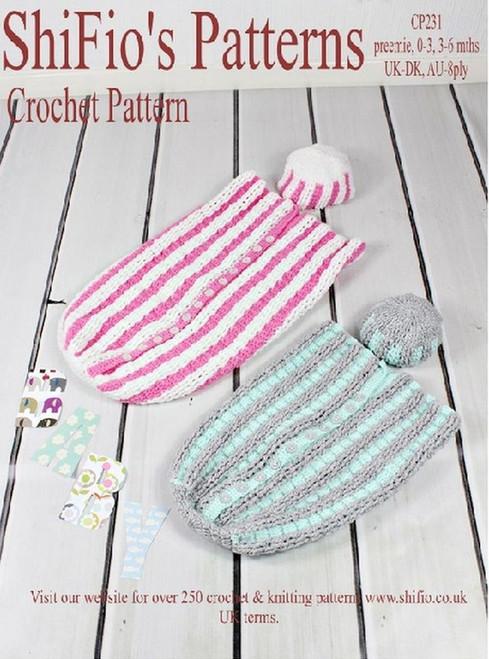 Crochet Pattern #231