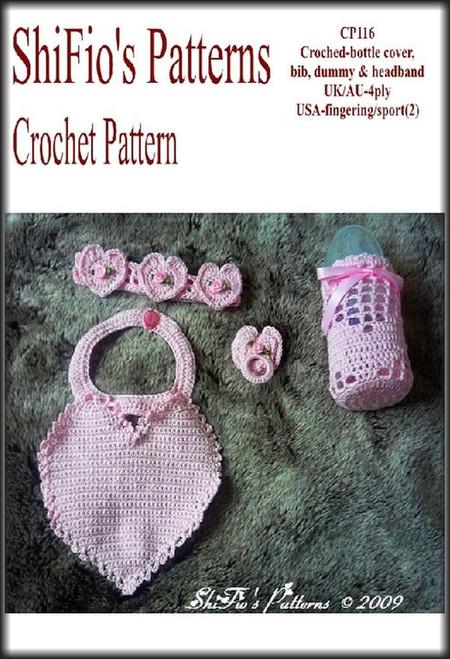 Crochet Pattern #116