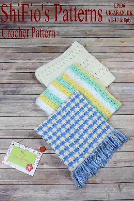 Crochet Pattern #136